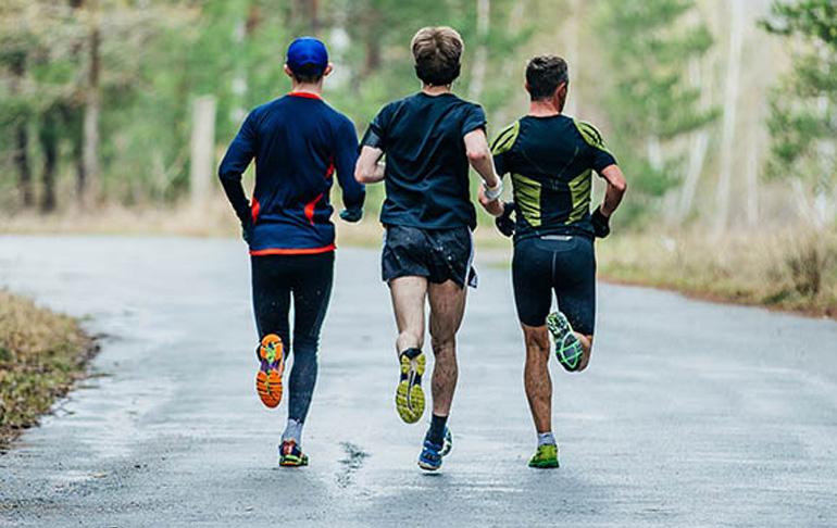 atletas mais rápidos